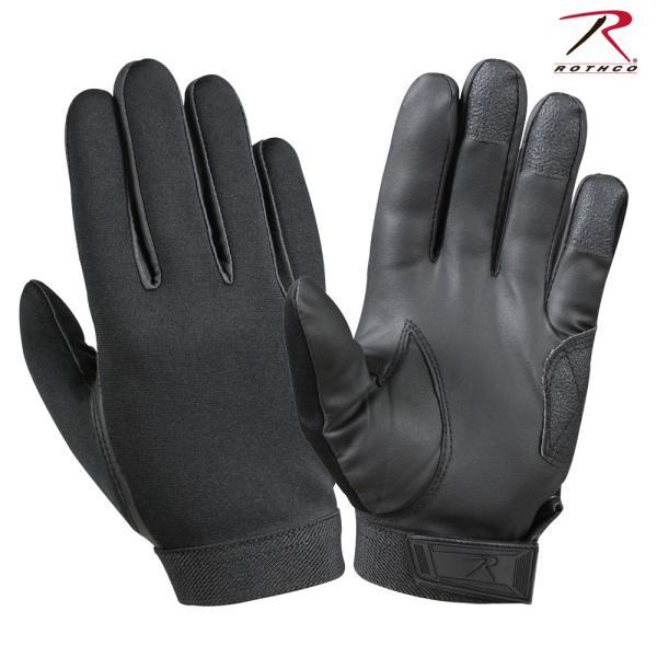 Rothco ネオプレン製グローブ 3455 マルチパーパス [ Lサイズ ] ネオプレーン 革手袋 レザーグローブ 皮製 皮手袋