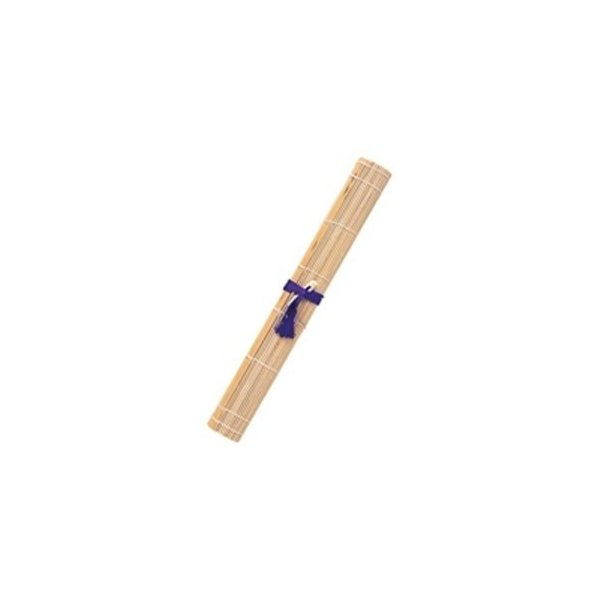 (まとめ)呉竹 筆巻 竹白1尺 KD2-10S〔×10セット〕