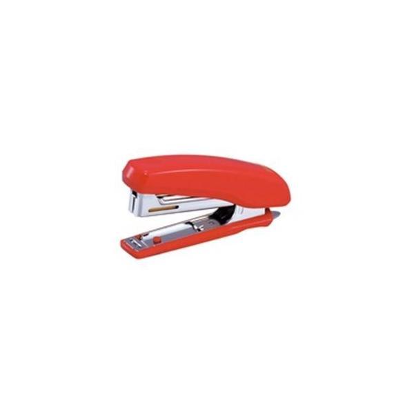 (業務用100セット) マックス ホッチキス HD-10NX ピンク HD90391