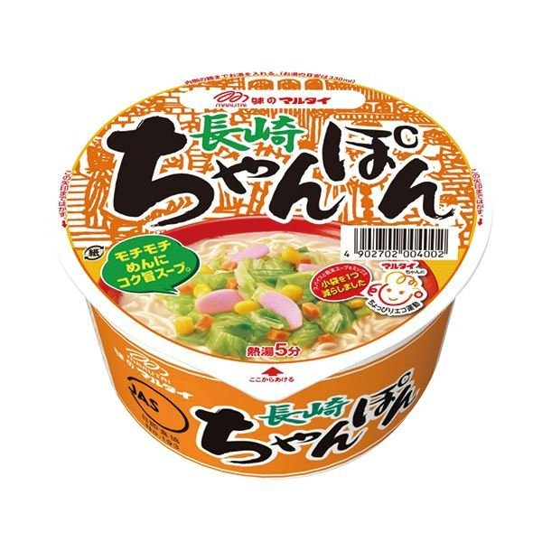 (まとめ)マルタイ 長崎ちゃんぽん 93g 1ケース(12食)〔×2セット〕