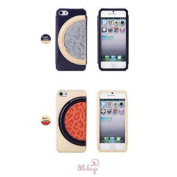 iPhone5s iPhone5 ケース カバー 8thdays Paula's Moonlight Series 【メール便不可】 rexiao 03
