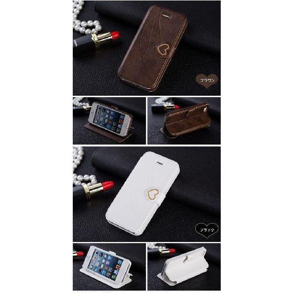 iPhone5s iPhone5 ハートスタンドケース カバー fabitoo|rexiao|04