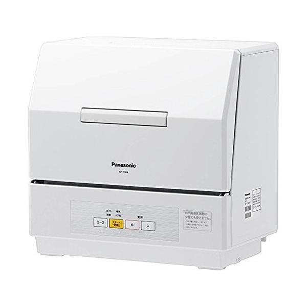 パナソニック 食器洗い乾燥機(ホワイト)食洗機食器洗い機 Panasonic プチ食洗 NP-TCM4-W|rexisss|02