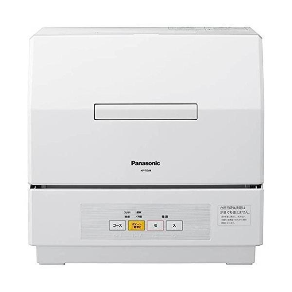 パナソニック 食器洗い乾燥機(ホワイト)食洗機食器洗い機 Panasonic プチ食洗 NP-TCM4-W|rexisss|03