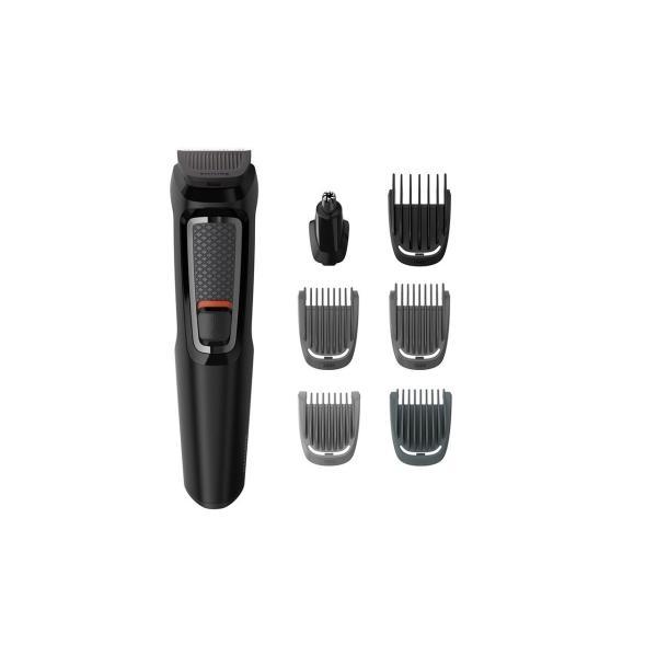 フィリップス マルチグルーミングキットバリカン/ヒゲトリマー/鼻毛カッター MG3720/15|rexisss|05