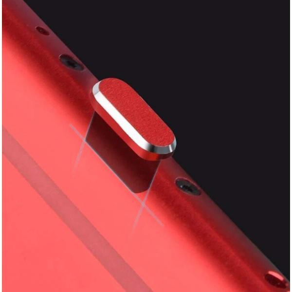 Sakula Type-C コネクタカバーキャップ&イヤホンジャックキャップ アルミ製 超耐久性 防塵 防砂 防水 タブレット/スマホ対応|rexisss|04