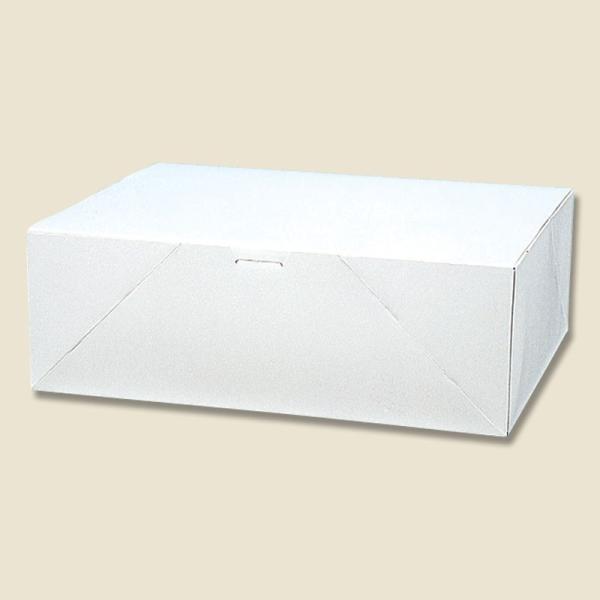 ★ケーキ箱★ケーキ用ケース・洋生 白E(10枚入) OKS-127