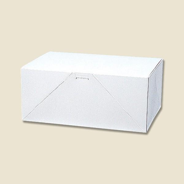 【宅配便指定商品】★ケーキ箱★ケーキ用ケース・洋生 白C(50枚入) OKS-130