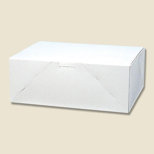【宅配便指定商品】★ケーキ箱★ケーキ用ケース・洋生 白D(50枚入) OKS-131