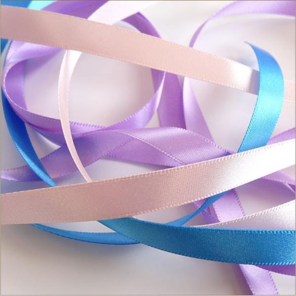 ポリエステル 両面 サテンテープ 12mm メーター売 全100色 SHINDO 服飾 手芸 ラッピング ハンドメイド アクセサリー SIC-121-12