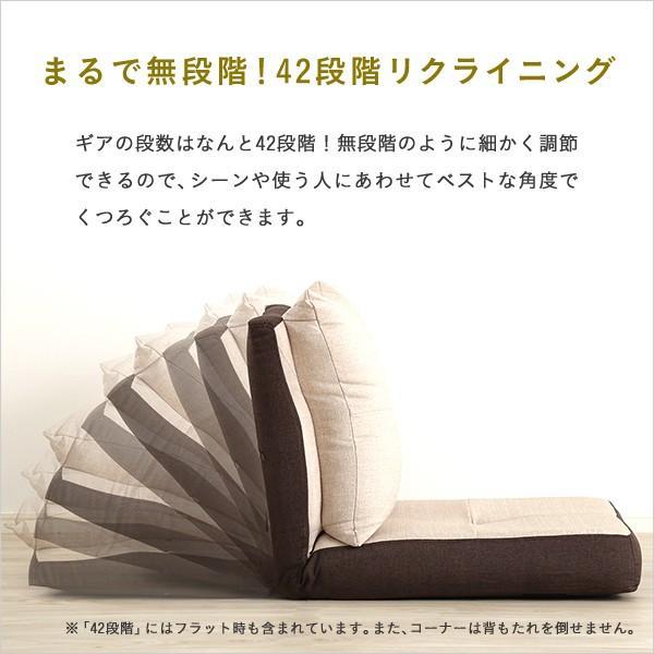 フロアコーナーソファ【Ononis-オノニス-】(L字 3人掛け こたつ)|ribon|05