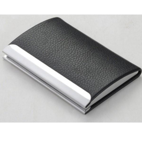 カードケース 名刺入れ メンズ レディース かっこいいレザーの2つ折りカードケース 父の日 プレゼント 送料無料|ribution|02