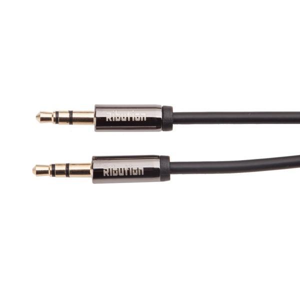 オーディオケーブル ステレオミニプラグ オス-オス 1m 3.5mm 高音質 スマホ タブレット に 送料無料