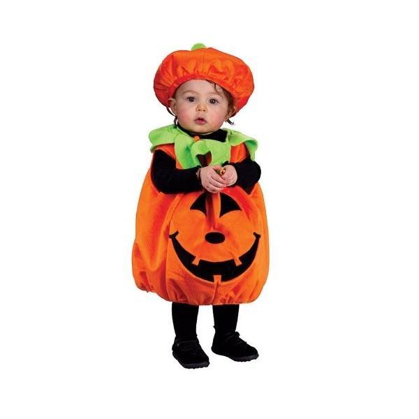 かぼちゃ パンプキン キッズ コスプレ ベビー コスチューム 男女共用 ハロウィン 送料無料|ribution|03