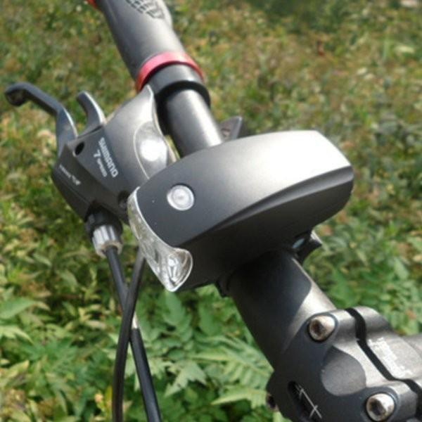 自転車ライト LED ヘッドライト 電池式 自転車用 ライト 5LED 3段階 点灯 明るい 簡単取付 送料無料 ribution 04