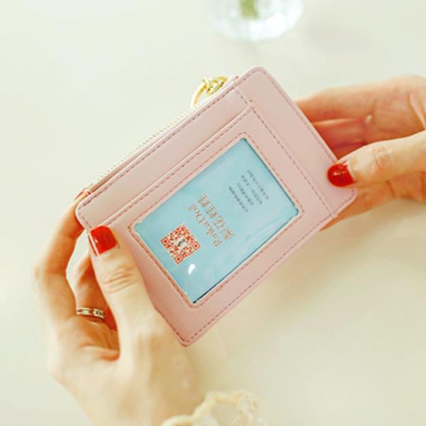 パスケース レディース カードケース キーケース 小銭入れ 便利 可愛い|ribution|02