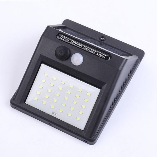 センサーライト 屋外 ソーラーライト 20LED 人感 自動点灯 防水 送料無料|ribution|03