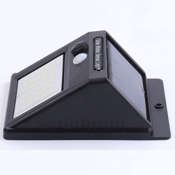 センサーライト 屋外 LED ソーラーライト 20LED 外 玄関 人感 自動点灯 防水 送料無料|ribution|08