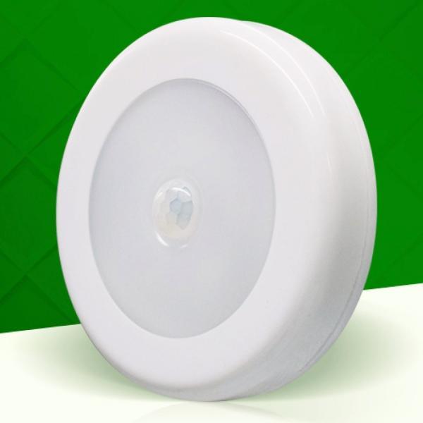 屋内LEDセンサーライト 人感センサー 自動点灯 電池式 電源不要 クローゼット廊下階段など対応 日本語説明パッケージ|ribution|04