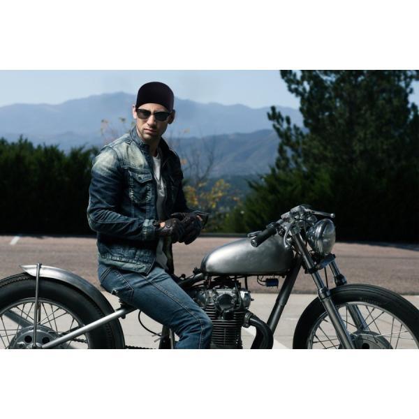 インナーキャップ ヘルメット インナー ビーニー バイク 自転車 吸汗 速乾 2枚セット|ribution|07