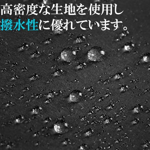 折りたたみ傘 自動開閉 ワンタッチ メンズ レディース 高強度 グラスファイバー 8本骨 晴雨兼用 送料無料|ribution|07