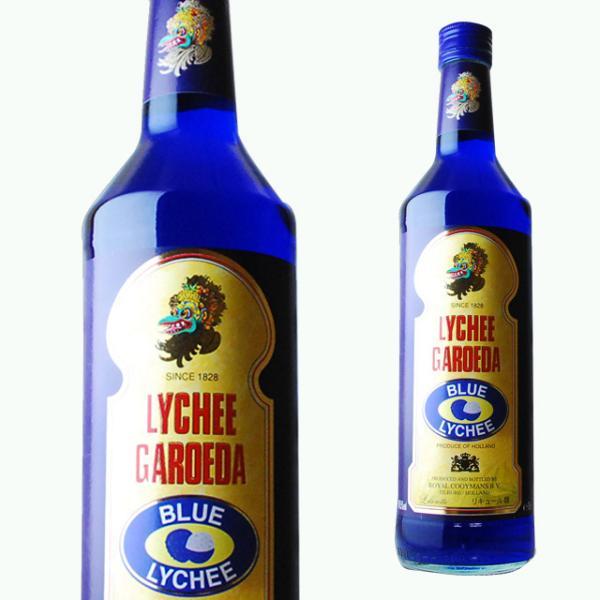 ライチガルーダ ブルーライチ 14.5度 700ml 箱なし リキュール ギフト カクテル 酒 ライチ 果実酒 ライチリキュール フルーツ プレゼント 誕生日 結婚祝い