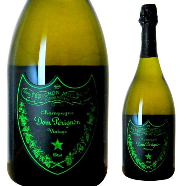 瓶傷有 ドンペリニヨン ルミナスボトル 750ml シャンパン 箱なし 高級シャンパン ギフト プレゼント ドンペリ ドンペリニョン シャンパーニュ 酒 ワイン お祝い