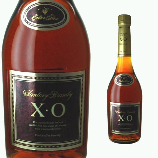 サントリー XO スリム40度 660ml ブランデー 国産