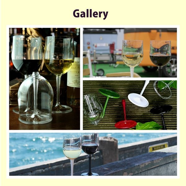 組立式 ペア ワイングラス 収納ケース付き アウトドア キャンプ 割れない お祝い ギフト プラスチック|ricce|08