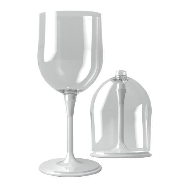 組立式 ペア ワイングラス 収納ケース付き アウトドア キャンプ 割れない お祝い ギフト プラスチック|ricce|10