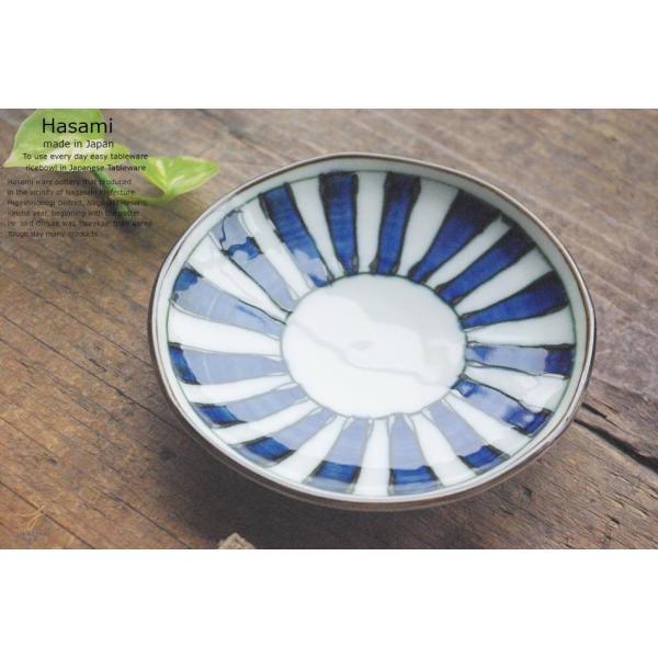 和食器 波佐見焼 染付けブルー 短冊 小皿 プチディッシュ プレート 和皿 醤油 漬物 薬味|ricebowl|02