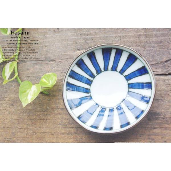 和食器 波佐見焼 染付けブルー 短冊 小皿 プチディッシュ プレート 和皿 醤油 漬物 薬味|ricebowl|05