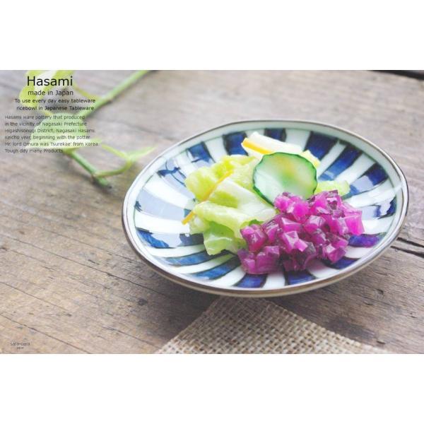 和食器 波佐見焼 染付けブルー 短冊 小皿 プチディッシュ プレート 和皿 醤油 漬物 薬味|ricebowl|06