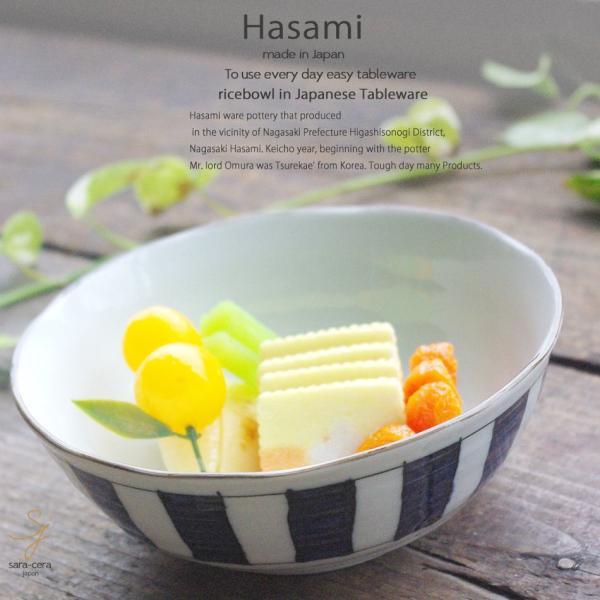 波佐見焼 短冊 中鉢 和食器