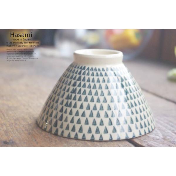 和食器 波佐見焼 カンナ 大 青 ご飯茶碗 飯碗 小鉢 陶器 食器 うつわ おうち ごはん ricebowl 06