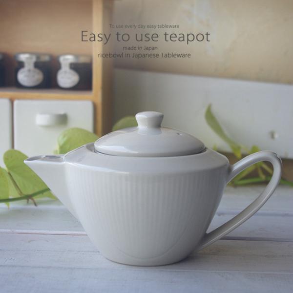 洋食器 何度でも美味しい お茶 モダンウッディ ティーポット 茶漉し付 茶器 食器 緑茶 紅茶 ハーブティー おうち うつわ 陶器 日本製 美濃焼