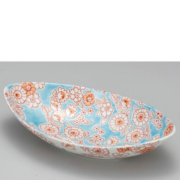 九谷焼 8.5号鉢 フラワーシャワー 日本製 ギフト うつわ 陶磁器