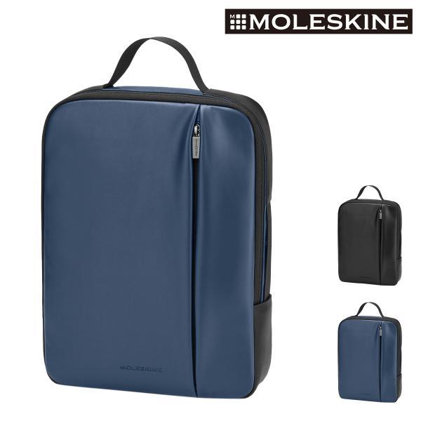 モレスキン リュック Pro Device Bag メンズ レディース Moleskine   デバイスバッグ
