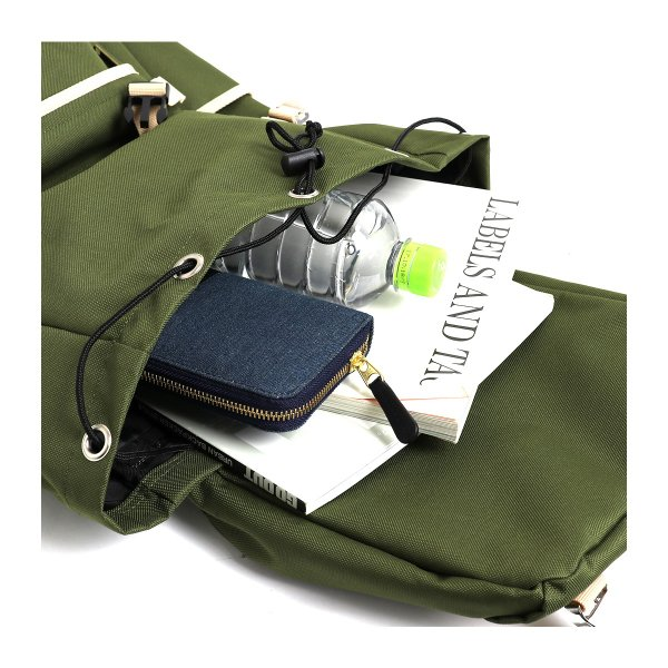 ヘルスニット リュック 20L メンズ レディース HKB-1136 Healthknit PRODUCT ヘルスニットプロダクト | リュックサック バックパック 撥水