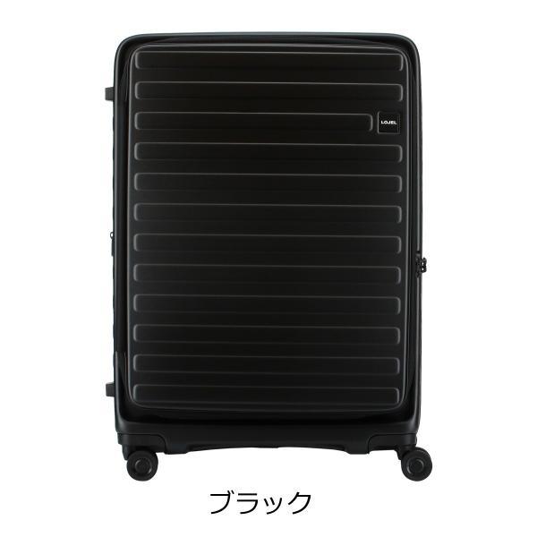 ロジェール LOJEL スーツケース CUBO-L 71cm キャリーケース キャリーバッグ ビジネスキャリー 拡張機能 エクスパンダブル 双輪キャスター TSAロック搭載 [PO10] richard 16