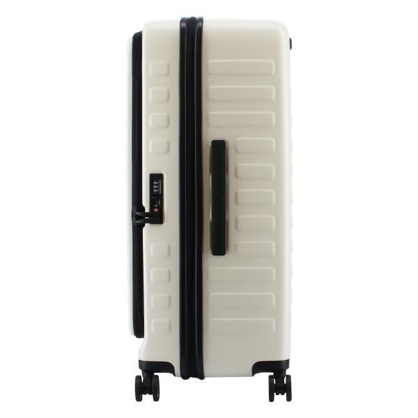 ロジェール LOJEL スーツケース CUBO-L 71cm キャリーケース キャリーバッグ ビジネスキャリー 拡張機能 エクスパンダブル 双輪キャスター TSAロック搭載 [PO10] richard 03