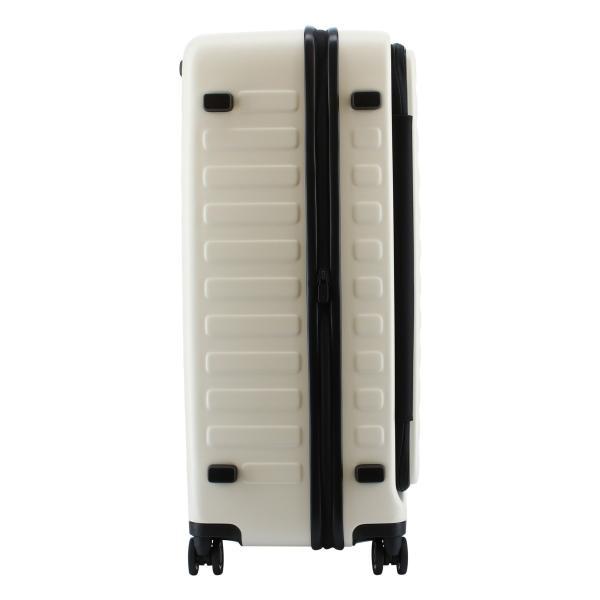 ロジェール LOJEL スーツケース CUBO-L 71cm キャリーケース キャリーバッグ ビジネスキャリー 拡張機能 エクスパンダブル 双輪キャスター TSAロック搭載 [PO10] richard 04