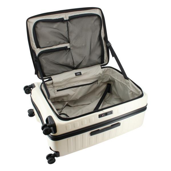 ロジェール LOJEL スーツケース CUBO-L 71cm キャリーケース キャリーバッグ ビジネスキャリー 拡張機能 エクスパンダブル 双輪キャスター TSAロック搭載 [PO10] richard 09