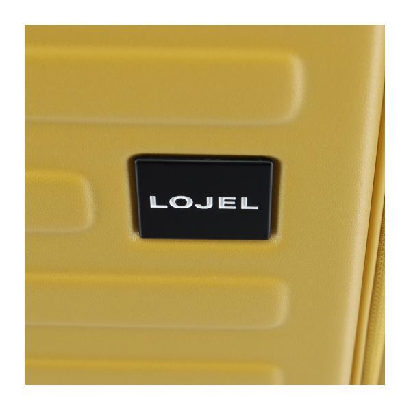 ロジェール LOJEL スーツケース CUBO-M 62cm キャリーケース キャリーバッグ ビジネスキャリー 拡張機能 エキスパンダブル 双輪キャスター TSAロック搭載 [PO10]|richard|11