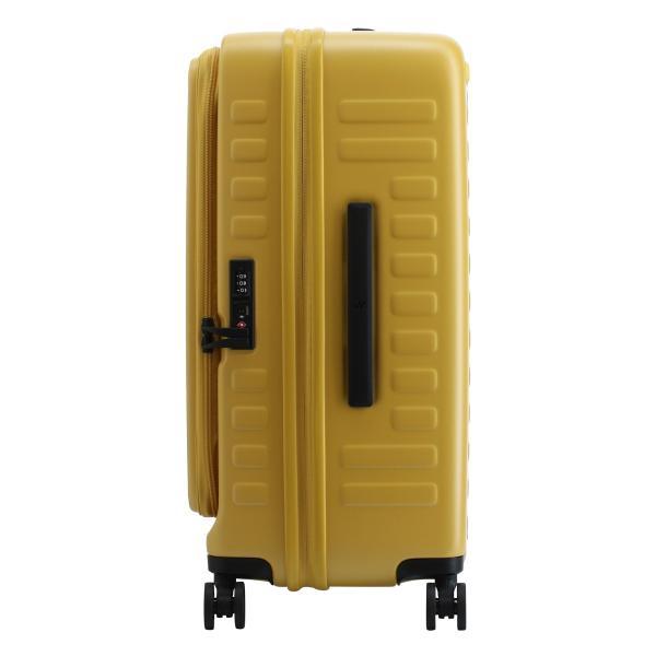 ロジェール LOJEL スーツケース CUBO-M 62cm キャリーケース キャリーバッグ ビジネスキャリー 拡張機能 エキスパンダブル 双輪キャスター TSAロック搭載 [PO10]|richard|03