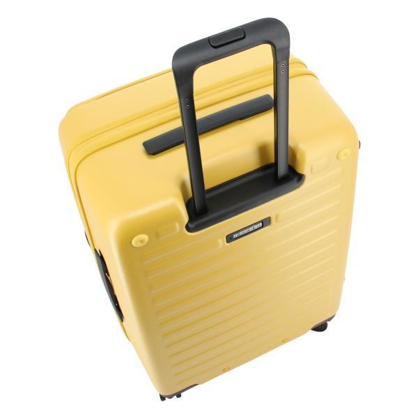 ロジェール LOJEL スーツケース CUBO-M 62cm キャリーケース キャリーバッグ ビジネスキャリー 拡張機能 エキスパンダブル 双輪キャスター TSAロック搭載 [PO10]|richard|07