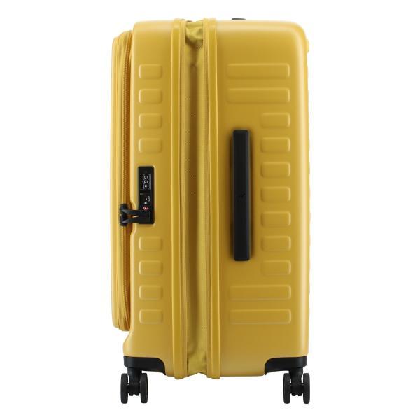 ロジェール LOJEL スーツケース CUBO-M 62cm キャリーケース キャリーバッグ ビジネスキャリー 拡張機能 エキスパンダブル 双輪キャスター TSAロック搭載 [PO10]|richard|08
