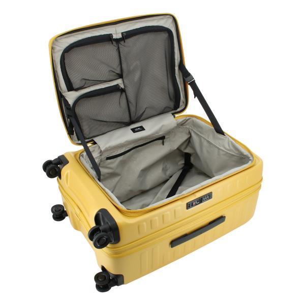 ロジェール LOJEL スーツケース CUBO-M 62cm キャリーケース キャリーバッグ ビジネスキャリー 拡張機能 エキスパンダブル 双輪キャスター TSAロック搭載 [PO10]|richard|09