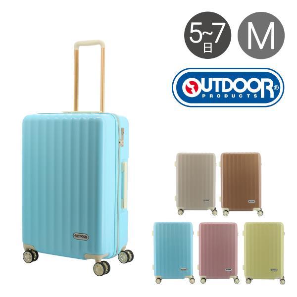アウトドアプロダクツ スーツケース 61L 60cm 3.4kg OD-0774-60  ハード   OUTDOOR PRODUCTS   TSAロック搭載 キャリーバッグ キャリーケース  [PO5]