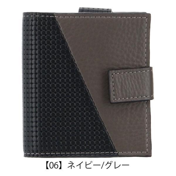トランスコンチネンツ 二つ折り財布 ミニ財布 ジェットセッター メンズ  TC-6085119 TRANS CONTINENTS   ブランド専用BOX 本革 レザー 撥水 richard 11